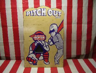 Baseball Toss